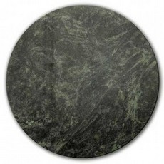 "6"" Green Marble Tile"