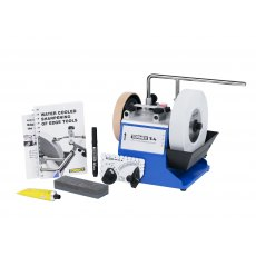 Tormek T-4 Water Cooled Sharpening System with NVR Switch T4 + FREE Rotating Base!
