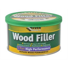 Wood Filler High Performance 2 Part Light