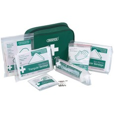 DRAPER DIY Series First Aid Kit