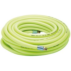 "DRAPER 15.2M 1/4"" BSP 10mm Bore High-Vis Air Line Hose"