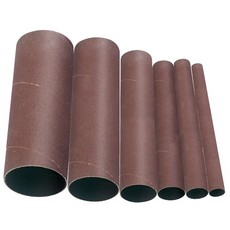 DRAPER Pack of Six Assorted Aluminium Oxide Sanding Sleeves for 10773