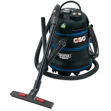 DRAPER Expert 35L 1200W 230V M-Class Wet and Dry Vacuum Cleaner / Dust Extractor