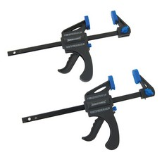Mini Clamps 2pk                                                        100mm