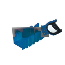 Mitre Box & Saw                                                        300 x 90mm