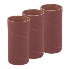 90mm Bobbin Sleeves 3pk                                                51mm 80 Grit