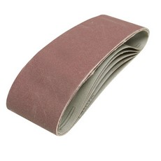 Sanding Belts 75 x 533mm 5pk                                           40 Grit