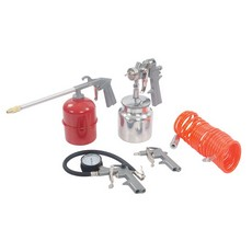 Air Tools & Compressor Accessories Kit 5pce                            5pce