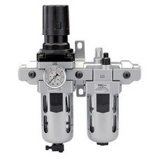 "DRAPER Expert 1/2"" BSP Combined Filter/Regulator/Lubricator"