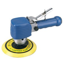 DRAPER 150mm Dual Action Air Sander