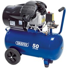 DRAPER 50L 230V 2.2kW (3hp)  Air Compressor