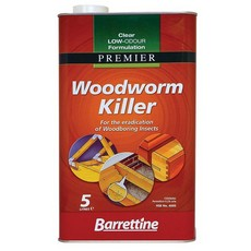Barrettine Nourish & Protect Woodworm Killer (Low Odour)