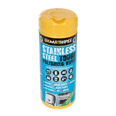 Stainless Steel Tough Polishing Wipes 40pk 40pk