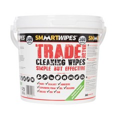 Trade Value Cleaning Wipes 300pk 300pk