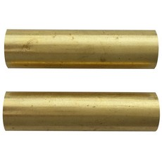 Replacement Brass Tubes for Mini Bolt Action Pens, Pack of 2