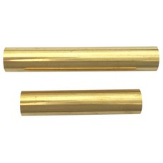 Spare Brass Tubes for Classic Elite Pens, Lower & Upper Tube
