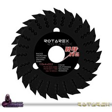 Rotarex R4 115mm Universal Disc