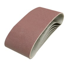 Sanding Belts 100 x 610mm 5pk 120 Grit
