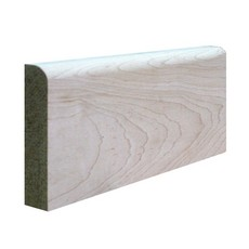 Maple Skirting Bullnose