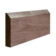 Black Walnut Skirting Chamfer