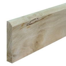 Character Oak Skirting Chamfer