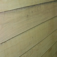 Oak Cladding Featheredge