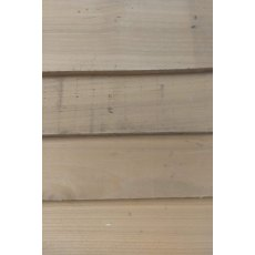 Yandles Native Western Red Cedar Cladding Featheredge