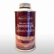 Hampshire Sheen Danish Oil Food & Toy Safe