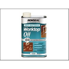 Ronseal Anti-Bacterial Worktop Oil 1L