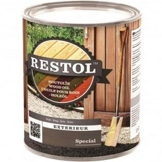 Restol Exterior Wood Oil