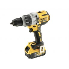 DCD996P2B XR Brushless Combi Drill 18 Volt 2 x 5.0Ah Bluetooth Li-Ion