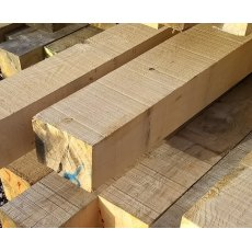 Fresh Sawn Oak Posts 200x150 Beams 2.4m