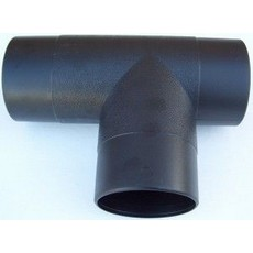 CamVac Black plastic 'T' fitting CVA250-50-103