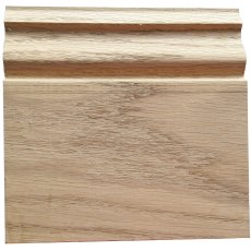 Prime Oak Skirting Ogee