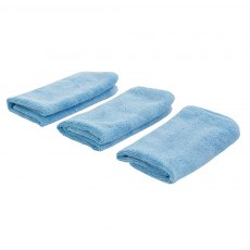 Microfibre Cloth Cleaning Set 3pce 3pce