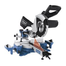 255 MM SLIDING MITRE SAW - MULTI-APP - 2150 W 2 SPEED