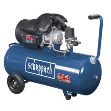100L TWIN CYLINDER COMPRESSOR, 3.0 HP