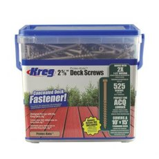 Kreg Protec-Kote Deck Screw - 67mm / 2-5/8', #8