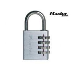 Aluminium 40mm 4-Digit Combination Padlock