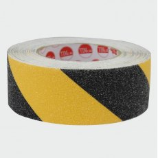 Anti Slip Tape - Black/Yellow