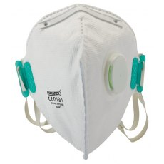 FFP3 NR Vertical Fold Flat Mask (pack of 2)