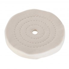 Double-Stitched Buffing Wheel 150mm