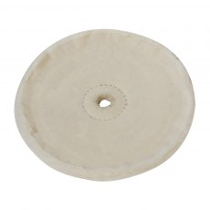 Loose-Leaf Cotton Buffing Wheel 150mm