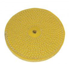 Sisal Buffing Wheel 150mm
