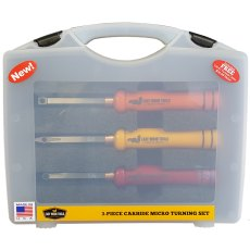 EASY WOOD TOOLS Easy MICRO 3-Piece Set