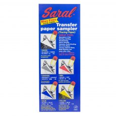 Saral Wax Free Transfer Paper Sampler Pack 8.5x11 inch