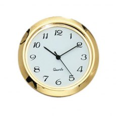 Clock 1 7/16 in. (36mm) Standard Fit-Ups