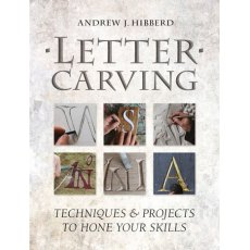 Book: Letter Carving