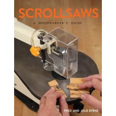 Book: Scrollsaws A Woodworkers Guide