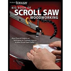 Big Book of Scroll Saw Woodworking